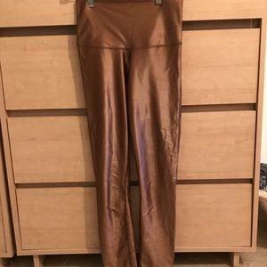 DYI shiny 7/8 leggings!
